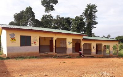 Support us: fundraising project 'maintenance/renovation of buildings'