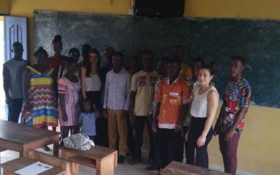 News from Ghana – school counts 275 pupils!